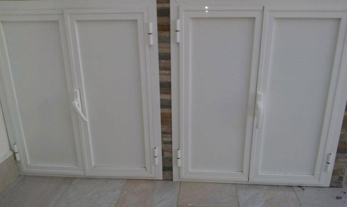 Proyectos En Aluminio Carpinter A Met Lica Tovar ~ Armarios De Aluminio Para Exterior