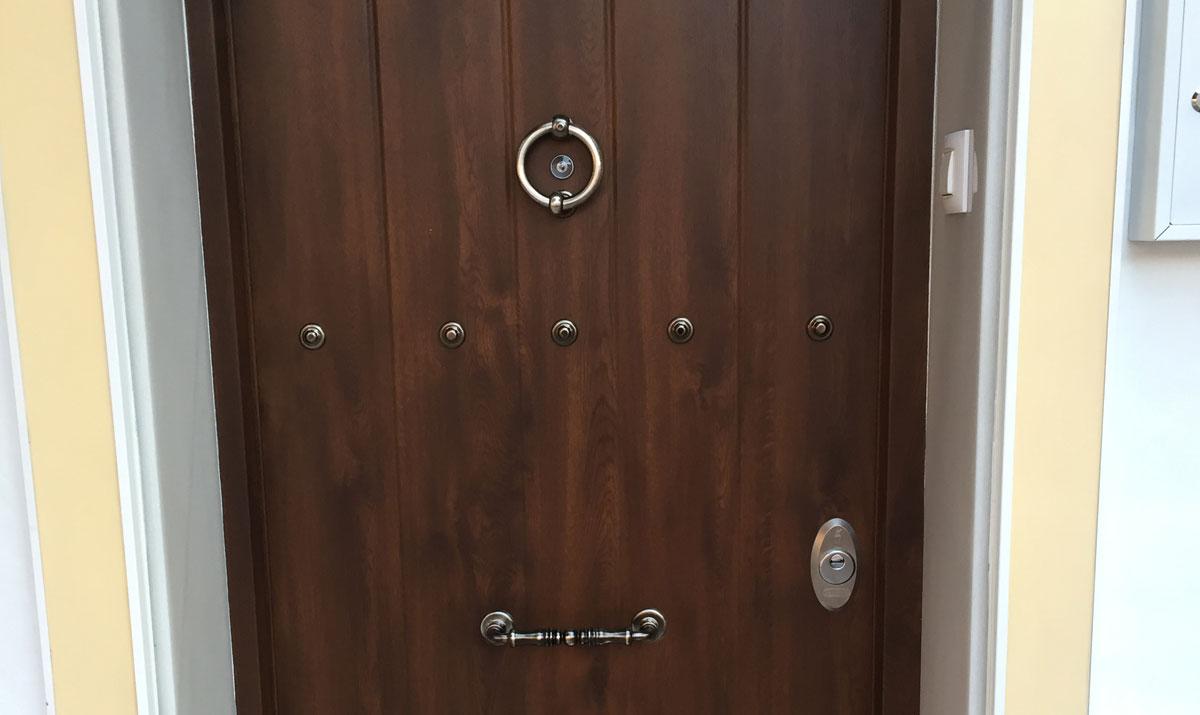 Puertas de aluminio imitacion madera exterior puerta - Puertas de aluminio imitacion madera ...