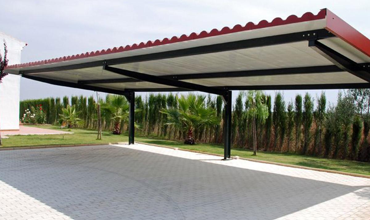 Estructuras para Edificios | Carpintería Metálica Tovar