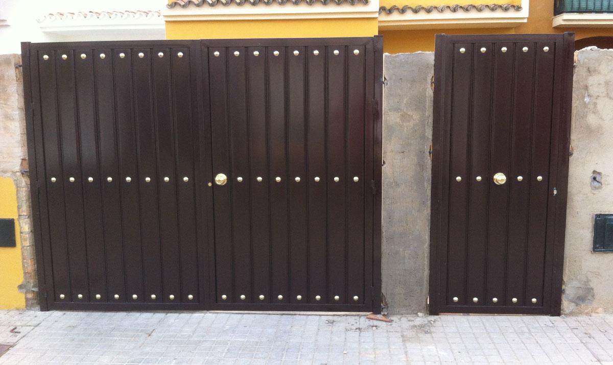 Proyectos En Hierro Carpinteria Metalica Tovar