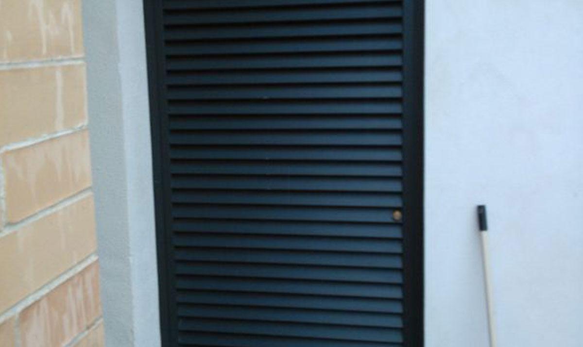 Puertas de hierro para exteriores simple puerta de - Puertas de hierro para jardin ...